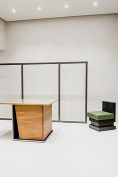 Jil Sander's New Berlin Store by Andrea Tognon Architecture   Yellowtrace