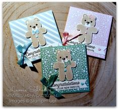 Stamp A Latte - Leonie Schroder Independent Stampin' Up! Demonstrator Australia