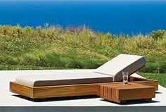simple wood outdoor furniture - Google Search
