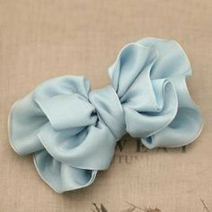 $3.10 Fashion Drape Design Bowknot Hairgrip For Women