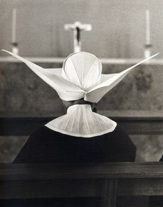The Dove of Christ, Mundet Homes Old People's Home, Barcelona, ​​1961, Eugeni Forcano