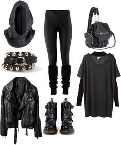 Pinterest is forcing me to add a description to this picture. I like these clothes