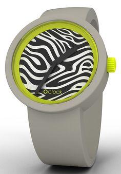Fullspot Oclock Safari | Годинник Зебра | 380 грн.