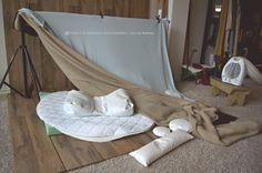 15 Essentials Every Newborn Photography Studio Should Have | Newborn Photography Studio Essentials #studiopullback #newbornphotography