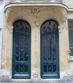 57Art Nouveau Architecture