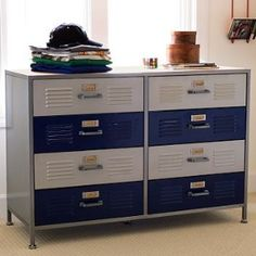 Locker Double Wide Dresser Home Organizing Cleaning Kaboodle