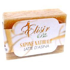 Sapone al LATTE D'ASINA BIO 1Elisr  Proprietà del latte d'Asina:  antibatterico naturale, nutriente, rende la pelle luminosa e rilassata www.esteticaelavoro.it/angelar whatsapp : 389.6860523