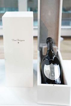 A Bottle of Dom, Silver Lable. ∵•◇LadyLuxury◇•∵