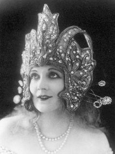 1920's Headdress - @Mlle