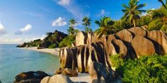 Places to visit before they disappear: Seychelles - Gavin Hellier/Robert Harding Great Places, Places To See, Beaches In The World, Travel Images, Tropical Paradise, Beautiful Beaches, Wonders Of The World, Places To Travel, Around The Worlds