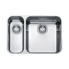 Franke Largo Lax160 36-16 sb Kitchen Sink Left Hand
