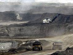 Alberta's oil sands -- poor Mother Nature is weeping