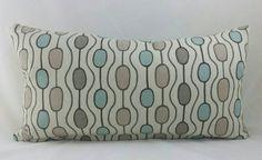 Mid century modern lumbar cushion  Https://www.etsy.com/ca/listing/253653586/mid-century-modern-lumbar-cushion-cover