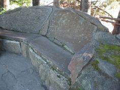 Stone Effect Garden Bench | Cottage And Gardening | Pinterest | Gardens
