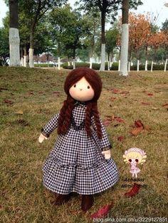 Mimin Dolls: Uma camponesa muito fofa