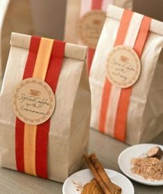 Tin-tie Coffee Bags: Perfect for Storing Everything from Cookies to Candy…and of Course, Coffee!