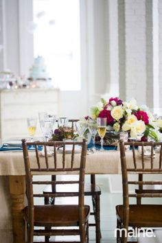 Tablescape by Meagan Gilpatrick of Maine Seasons Events, photo by Corbin Gurkin