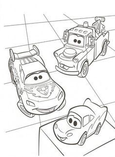 Disney Cars 2 coloriages et fiches imprimables pour les enfants 3000
