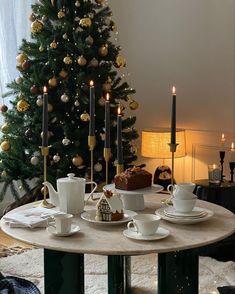 Christmas Tree Care, Christmas Tree Candle Holder, Christmas Decorations For The Home, Christmas Mood, Christmas Candles, Holiday Decor, Christmas Crafts, Merry Christmas, Led Xmas Lights