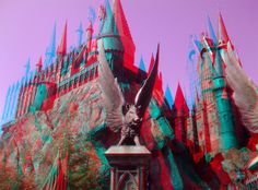 3D Wizarding World of Harry Potter by Life is 3D, via Flickr