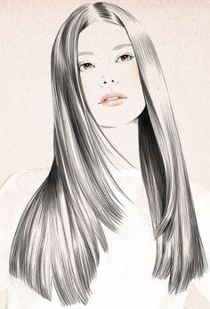 Fashion illustration // Sandra Suy