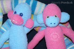 Ponožkové opice (fotopostup)