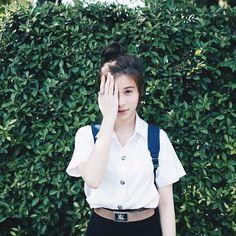 "A Little Girl Like ""Kao Supassra""   A Girl Magazine"