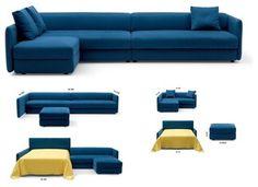 Modern Sofa Beds   Modern   Sofa Beds   New York   By Designitalia Italian  Furniture