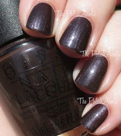 The PolishAholic: OPI Holiday 2014 Gwen Stefani Collection Swatches & Review