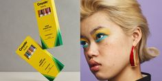 ASOS Have Launched Actual Crayola Crayons For Your Face- ellemag