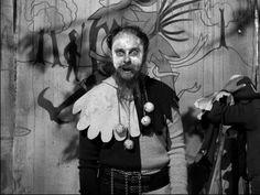 Erik Strandmark in Det sjunde inseglet (The Seventh Seal)   Ingmar Bergman   1957