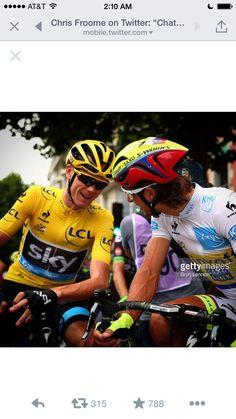 Froome & Sagan