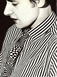 Op Art Menswear 1960s