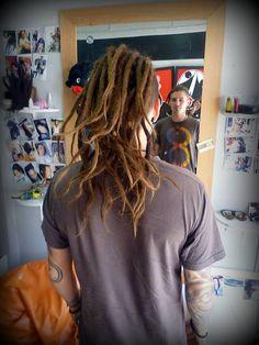 Dreadlock Mohawk, Dreadlocks Men, Dreadlock Styles, Dreads Styles, Locs, Hair Styles, Dread Hairstyles, Men's Hairstyle, Beautiful Body