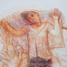 This exhibition is an important survey of Margaret Woodward's full oeuvre and range of media in painting, pastel and drawing. Australian Painting, Australian Art, Face Sketch, Pen Sketch, Perth Western Australia, Painting & Drawing, Art Gallery, Sculpture, Drawings