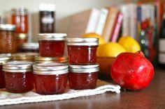 DIY Marmalade recipe: Pink Grapefruit & Pomegranate