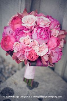 Pink, Flowers, Roses, Wedding, Peonies   Keywords: #fuchsiaweddings #jevelweddingplanning Follow Us: www.jevelweddingplanning.com  www.facebook.com/jevelweddingplanning/