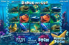 Doe je duikuitrusting aan en maak je klaar voor een uniek avontuur dat diepzee duiken is. Ontdek de uitgestrekte gebieden onder de zee en je zal deze wereld in tegenstelling tot alle andere ontdekken. Under the Sea van Betsoft is een 5-reel, 30-winlijn video slot, geleverd met alle benodigde functies, zoals Bonus Spel, Wild Symbool, Multiplier, Scatter Symbool en Gratis Spins. U zult de tijd met zeemeerminnen en allerlei kleurrijke zeedieren besteden, maar dat is nog maar het begin.