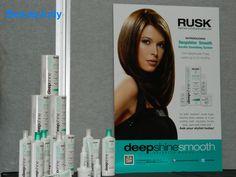 Cosmoprof 2012: Rusk Talks Smoothing Treatment
