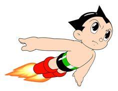 Film live-action Astro Boy