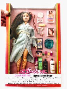 Barbie Sets, Barbie Dolls Diy, Bad Barbie, Barbie Doll House, Barbie And Ken, Diy Doll, Barbie Clothes, Barbie Mala, Diy Haircut