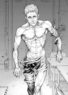 Read manga Ajin 035.005 - The Man Trap 002 online in high quality