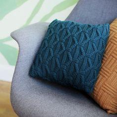 September Pillow in Osprey