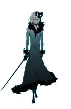 Hollow Tensa Zangetsu (Bleach)