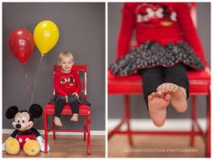 Colleen Christina Photography  Blog|Portfolio Minneapolis, MN  2 year old Mickey Mouse session