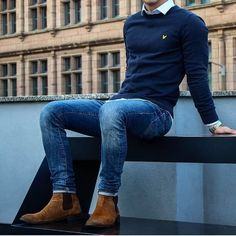 Yes or no? Leave a comment Use . Hinterlasse einen Kommentar 👇 Nutze um hier vorg… Yes or no? Leave a comment 👇 Use be introduced here! Outfits For Teens, Casual Outfits, Fashion Outfits, Fashion Trends, Mode Masculine, Stylish Men, Men Casual, Casual Styles, Herren Style