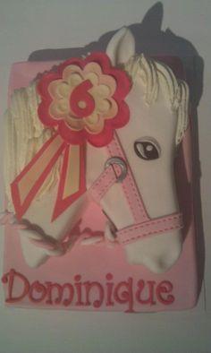 horse head cake