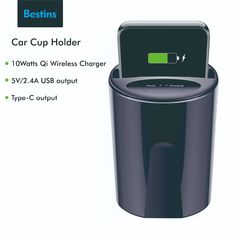 Bestins Fast QI Wireless Car Charger For Samsung Xiaomi iPhone 8 X XS Max Wireless Charger Cup Quick. time is limited,if you want to buy, please as quickly as possible ! Iphone 8, Charger Holder, Phones For Sale, Samsung, Usb, Tips, Stuff To Buy, Counseling