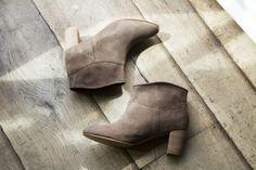 Boots Arsène Balzac Paris taupe