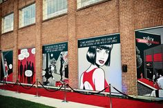 """In July, Smirnoff threw a <a href=""""/toronto/content/editorial/18764_smirnoff_creates_comic_book_setting_for_industry_party_with_graphic_illustrations_brand_ambassadors.php"""" >comic-book-themed event</a> in Toronto, complete with red carpet illustrations depicting people arriving at..."""
